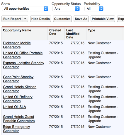 Date Fields Missing Time Without Time In Salesforce Reports