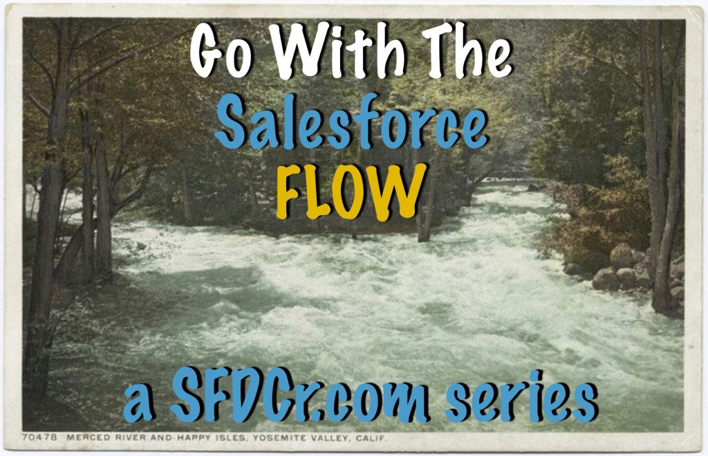 Salesforce Flow Series