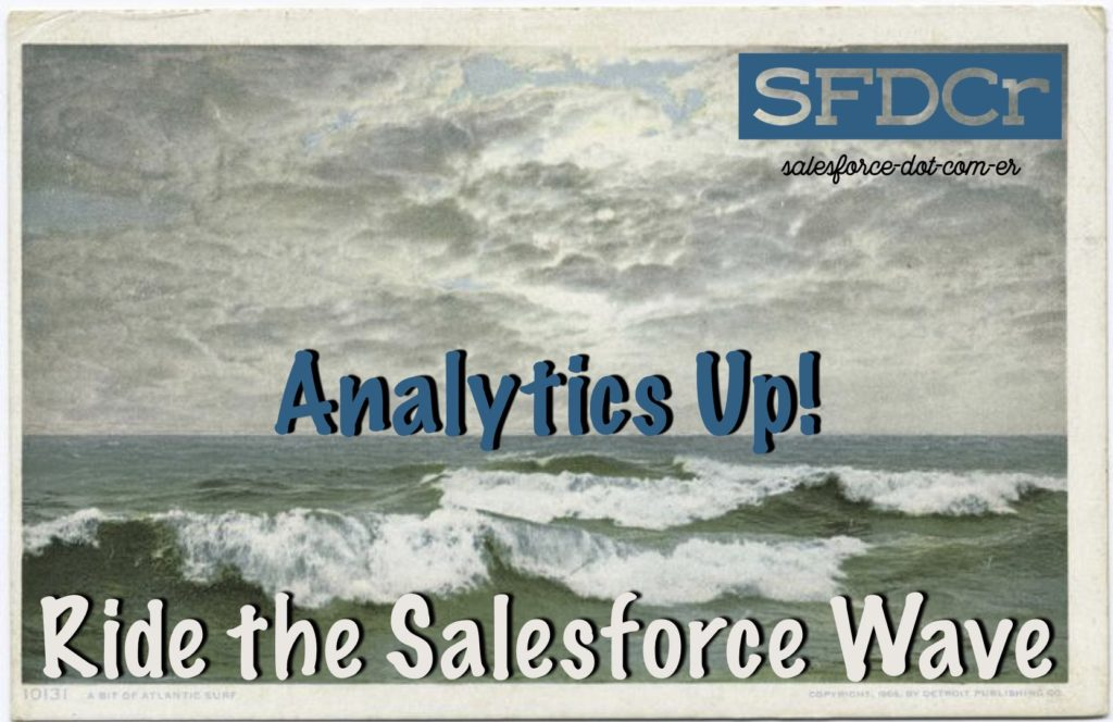 Riding The Salesforce Wave - SFDCr